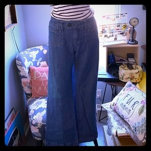 Bootcut Trouser Jeans